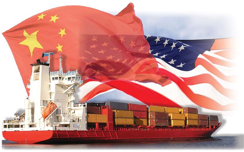 ความวิตกกังวลของ สงครามการค้าระหว่างจีนกับสหรัฐ